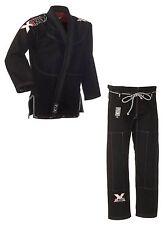"Ju-Sports BJJ-Anzug ""EXTREME Black 2.0"" - Brazilian Jiu-Jitsu Gi - Kimono"