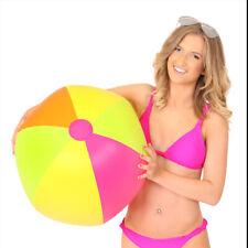 """Giant Playa Bola Piscina Inflable Beachball vacaciones volar diversión de bola de 22"""" 56 Cm"""
