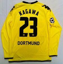 Camiseta Borussia Dortmund Kappa Champions League 2011/2012 Shinji Kagawa