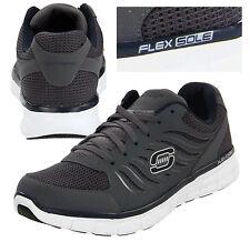 f2de6fec7575 Skechers 51182 CCNV Synergy Sneakers NEW FlexSole MENs Shoe Gray Charcoal- Navy