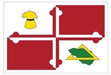 Howard County Maryland Flag Sticker Decal F693