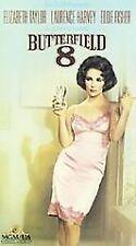 NEW VHS Butterfield 8:Elizabeth Taylor Laurence Harvey Eddie Fisher Dina Merrill