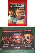 STAR TREK - UK FAN CLUB - Poster 1994 Series #1 (A1)