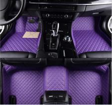 For Subaru XV 2013-2016 car mat front and rear waterproof