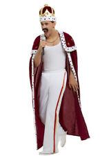 Mens Queen Freddie Mercury Royal Costume
