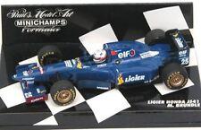 Minichamps F1 LIGIER divers modèle voitures SUZUKI / Panis / BRUNDLE 1995/6 1:43 RD