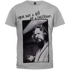 Big Lebowski - Hell of a Caucasian Soft T-Shirt