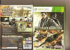 ACE COMBAT ASSAULT HORIZON LIMITED EDITION XBOX 360 / X BOX 360