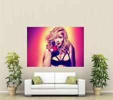 Madonna Giant 1 Piece  Wall Art Poster MU137