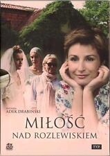 Milosc nad Rozlewiskiem (DVD 4 disc) serial TV,  Joanna Brodzik  POLISH POLSKI