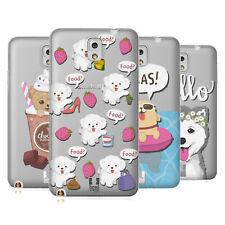 Case Designs Lil Cachorros Suave HEAD Gel caso para SAMSUNG TELÉFONOS 2