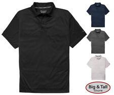 Big & Tall Men's Champion Performance Polo Shirt 3XL – 6XL 3XLT 4XLT