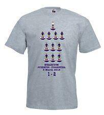 T-Shirt Sport J615  Stadium Juventus-Fiorentina 5 marzo 2015 1-2 Subbuteo
