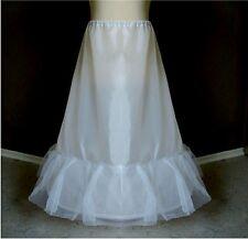 Petticoat Reifrock 92-116-122-134-140-158 zu Taufkleid Kleid Kommunionkleid neu
