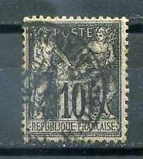 FRANCE - timbre classique 89, type Sage, oblitéré