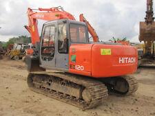 Hitachi EX100 -5 OR EX120 -5 Digger Stickers / Decals