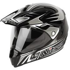NITRO MX650 ION DUAL SPORT ENDURANCE MOTORCROSS MOTORCYCLE HELMET SUN VISOR