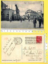 Puglia - Foggia il famoso bivio c.so Cairoli - FG 15731