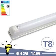 LED Röhre 90cm Leuchtstoffröhre Lichtleiste T8 Tube rohr komplett mit Fassung