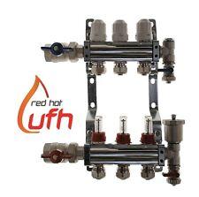 underfloor heating manifold 3 port