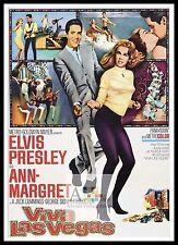 Viva Las Vegas  3  Movie Posters Musicals Classic & Vintage Films