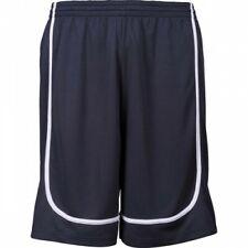 k1x Hardwood - League Uniform Basketball Shorts - navy / weiß