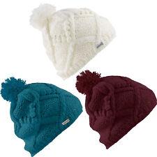 Burton Chloe Beanie Damen Winter Hat Pompom Hat Winter Hat
