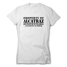 Premium Cotton Fitted Ladies T-shirt. Blondie Alcatraz womens Tee Debby Harry