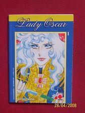 LADY OSCAR N° 1 RIYOKO IKEDA - ROSE DI VERSAILLES - PANINI ESAURITO+ disp 1/24