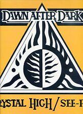 DAWN AFTER DARK crystal high 12INCH GOTIC 1988 UK EX