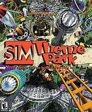 Sim Theme Park, (PC)