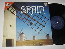 LP/SONG & SOUND THE WORLD AROUND SPAIN/BANDA IBERICA/MONDREGO Y PACO DE LUCIA