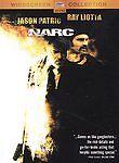 Narc DVD, Ray Liotta, Jason Patric, Chi McBride, Dan Leis, Lloyd Adams, Joe Carn