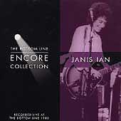 Janis Ian, Bottom Line Encore Collection, Very Good Live