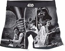 Star Wars Movie War Of The World Adult Boxer Brief Underwear