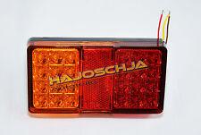 LED Rückleuchte 12/24 Volt  24 LED's Heckleuchte  Rücklicht  Anhänger Trailer