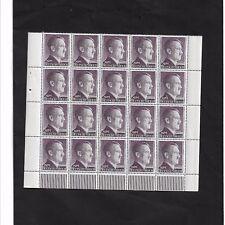 Deutsches Reich 1933-1942, arco parti da michelrummen: 512 - 800 **, posta freschi