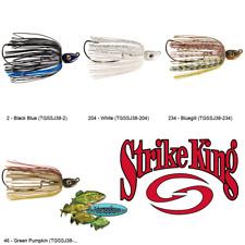 Strike King Jig Swim Swinging 3/8oz (TGSSJ38) Any 4 Color Tour Grade Lures