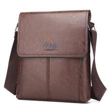 Casual Leather Messenger Bag For Man Brand Business Bag Men's Shoulder Bags