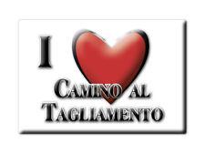 CALAMITA FRIULI VENEZIA GIULIA SOUVENIR I LOVE CAMINO AL TAGLIAMENTO (UD)