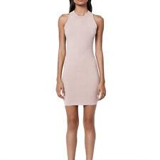 REBECCA MINKOFF Women's Nude Pink Val Body-Con Dress $198 NWT