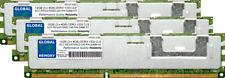 12GB (3x4GB) DDR3 1333MHz PC3-10600 240-PIN ECC Registrada RDIMM SERVIDOR RAM KIT