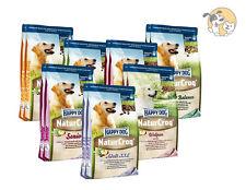 30 kg Happy Dog NaturCroq (2x15kg) | alle Sorten | Wunschssorte wählen