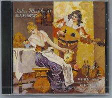 CHINESE CD - ITALIAN MANDOLIN (4) KAWAGUCHI/MATSUMOTO - NEW SEALED CD