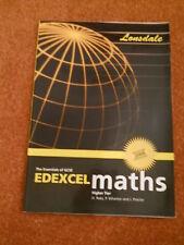 Lonsdale EDEXCEL MATHS GCSE