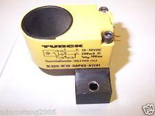 TURCK Bi30R-W30-DAP6X-H1141 10-30 VDC 300ma PHOTO SENOR PROXIMITY *CRACKED*