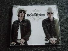 The BossHoss-Boss Hoss-Hey Ya Maxi CD-1st Maxi-Germany