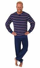 164221-502 Schiesser Herren Schlafanzug lang Frottee