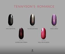 A England ~ Tennyson's Romance Collection ~ Assorted Variety Nail Polish