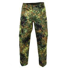Genuine German army issue flecktarn pants field combat camo BW trousers NEW
